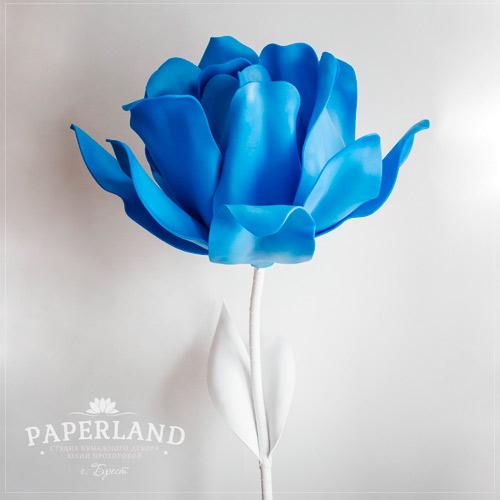 Тайский цветок. Видеоурок