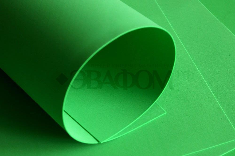 zelenyj-foamiran